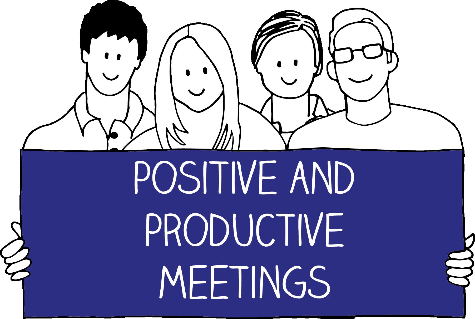 positiveandproductivemeetings